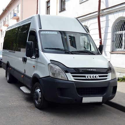 Аренда Iveco Daily