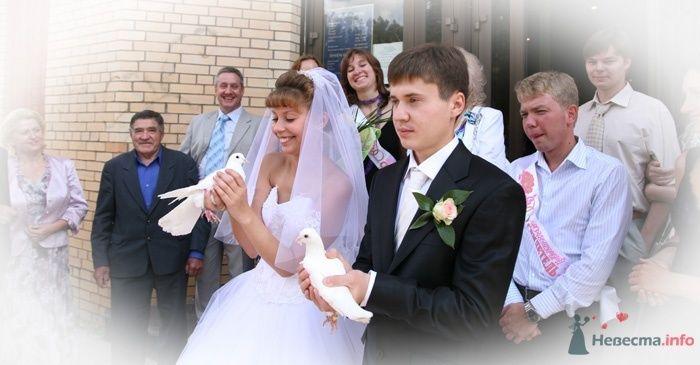 Фото 33010 в коллекции Свадьба   Паши и Маши - Marat Yakhin