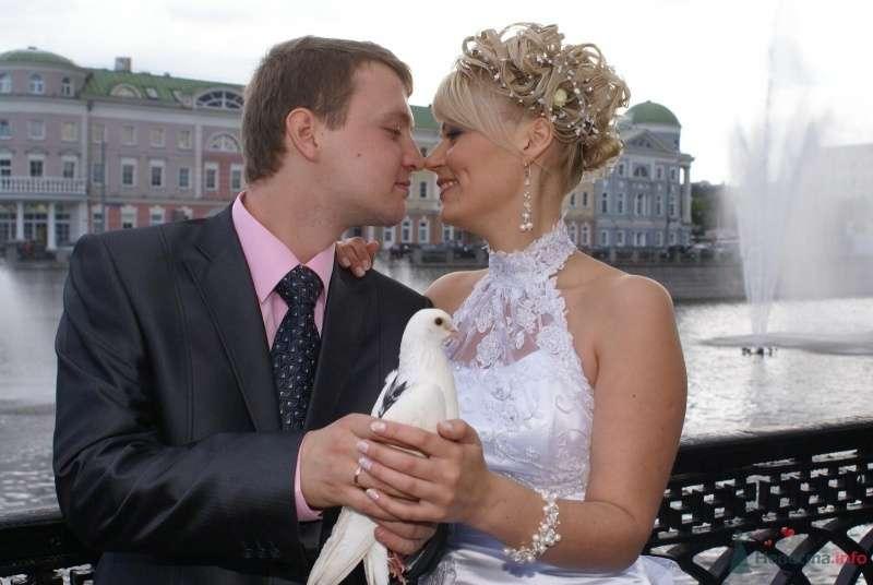 Фото 59581 в коллекции Наша свадьба Антон и Юлия - KiSa>)
