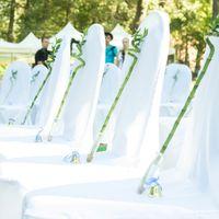 Талисманы любви - подарок каждому гостю - стебель бамбука