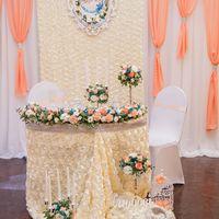 Авторское оформление на свадебной ярмарке 2014. От  Юлии Даниловой и Валерии Райм