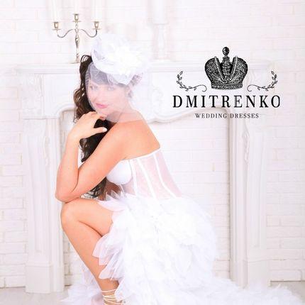 Свадебное платье - модель 011603