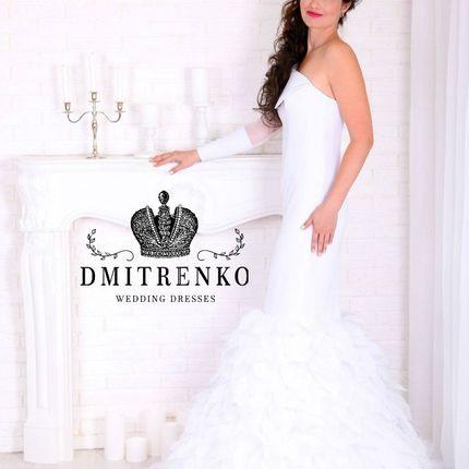Свадебное платье - модель 011608