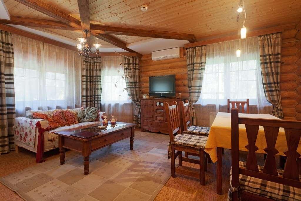Фото 4502077 в коллекции Номера - Дачный отель Семигорье