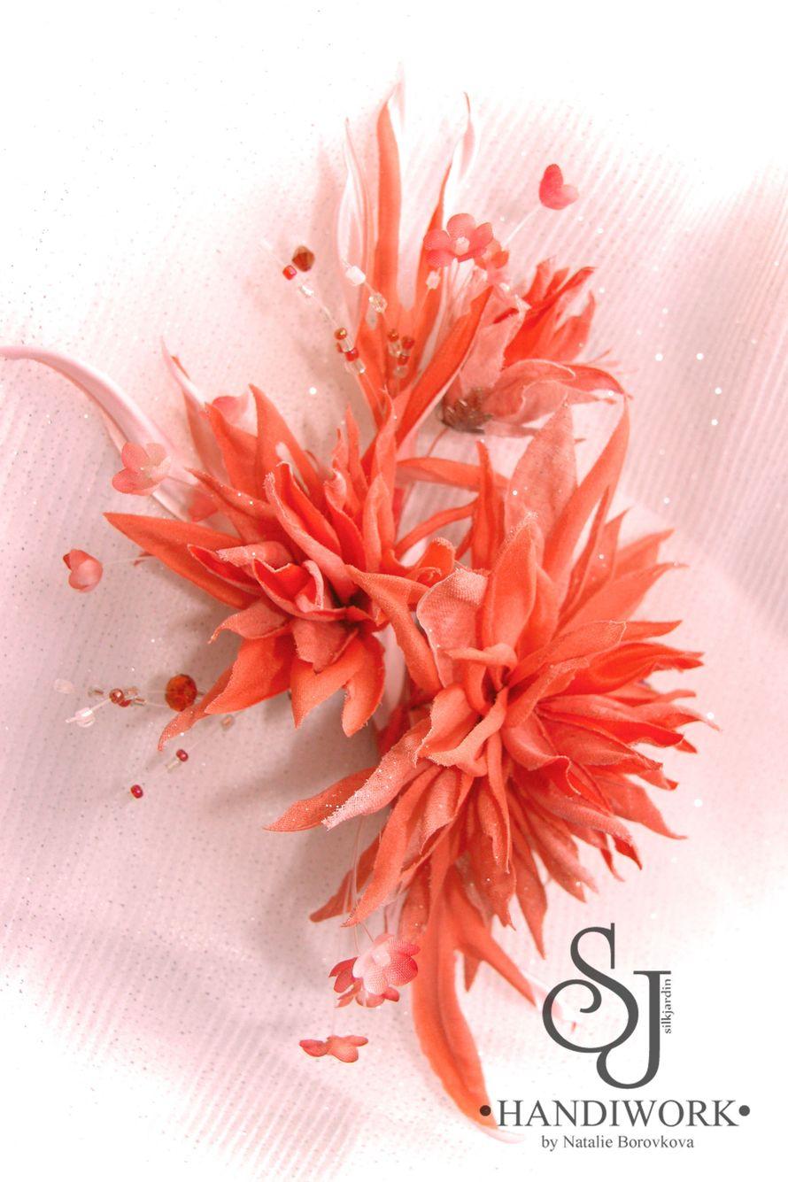 Фото 3690311 в коллекции Портфолио - Silkjardin - цветы ручной работы