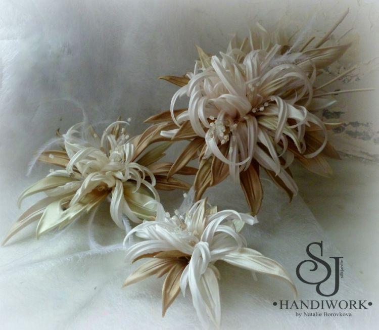 Фото 3707539 в коллекции Портфолио - Silkjardin - цветы ручной работы