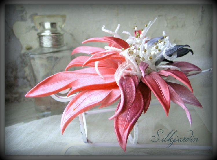 Фото 3707599 в коллекции Портфолио - Silkjardin - цветы ручной работы