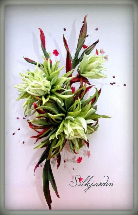 Фото 3707601 в коллекции Портфолио - Silkjardin - цветы ручной работы