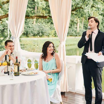 Проведение свадебного ужина за границей