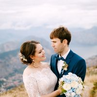 Официальная свадебная церемония в Черногории