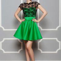 Артикул: Катрин черно-зеленое. Материал: Кружево, атлас. Стоимость: 23.500 р.