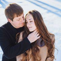 зима, love story