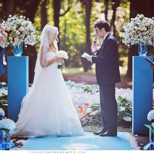 Фото 2175278 в коллекции Выездная церемония брака - ЯDecor - студия флористики и декора