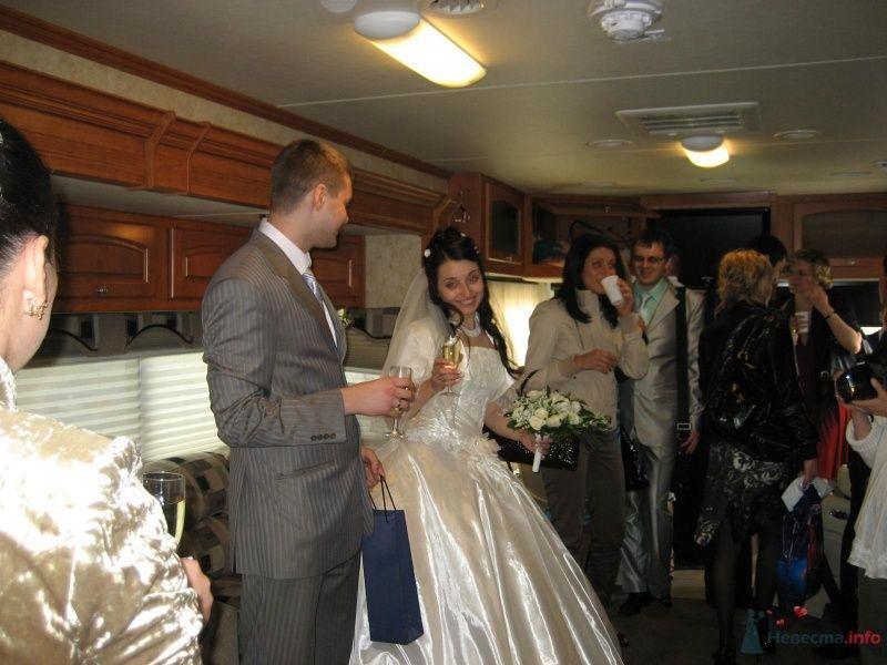 Свадебный фуршет в Шикарусе - фото 29849 Шикарус - аренда эксклюзивного транспорта