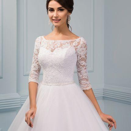 Пышное свадебное платье 16-426