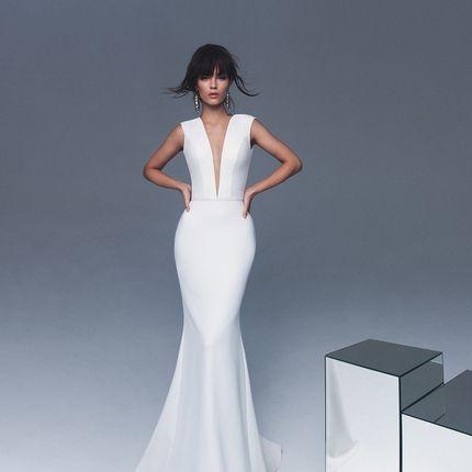 Платье 7411