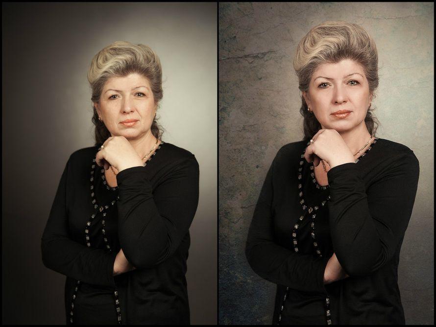Снимок после лёгкой коррекции (слева),  снимок после фотошопа (справа) Фотограф Андрей Мальцев  Свадебная фотосъёмка, лавстори, семейные фотосессии и детский портрет. Чтобы забронировать дату пишите в личные сообщения т. 286-34-90 - фото 16541946 Фотограф Андрей Белый