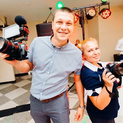 Видеосъёмка Love story в 2 камеры, 4 часа