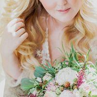 Букет невесты с пионами Фото Анна Каздурова Флорист Пашкова Ольга