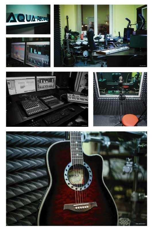 """Фото 15032280 в коллекции Портфолио - Лаборатория звука """"Аquarecords"""""""