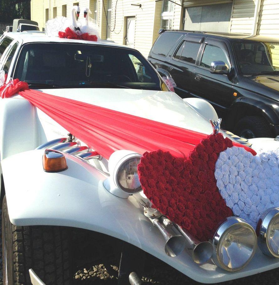 Фото 4940127 в коллекции Оформление автомобилей - Карамель — студия декора