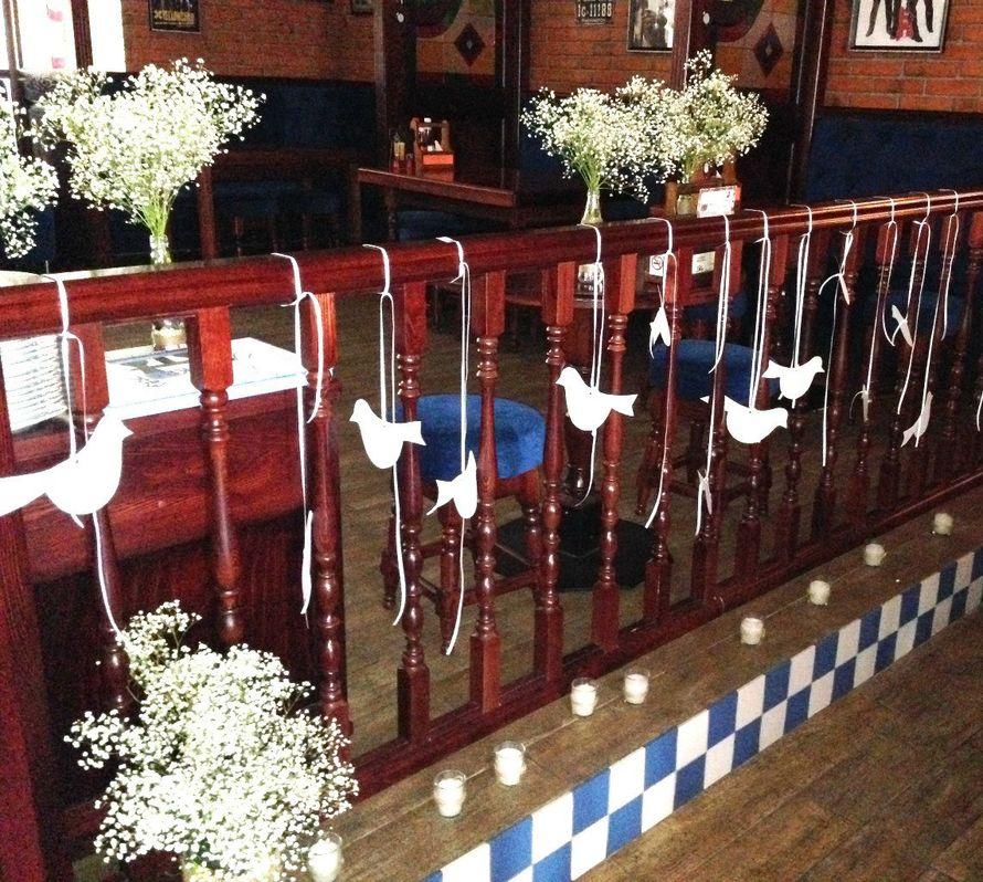 Фото 4940351 в коллекции Оформление свадебного зала - Карамель — студия декора