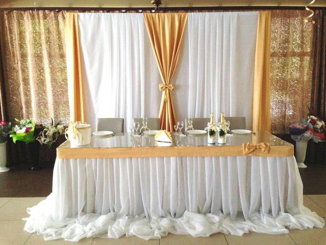 Фото 4940369 в коллекции Оформление свадебного зала - Карамель — студия декора
