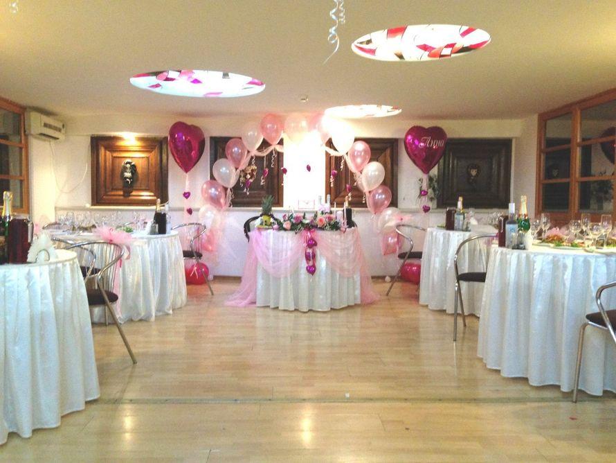 Фото 4940373 в коллекции Оформление свадебного зала - Карамель — студия декора