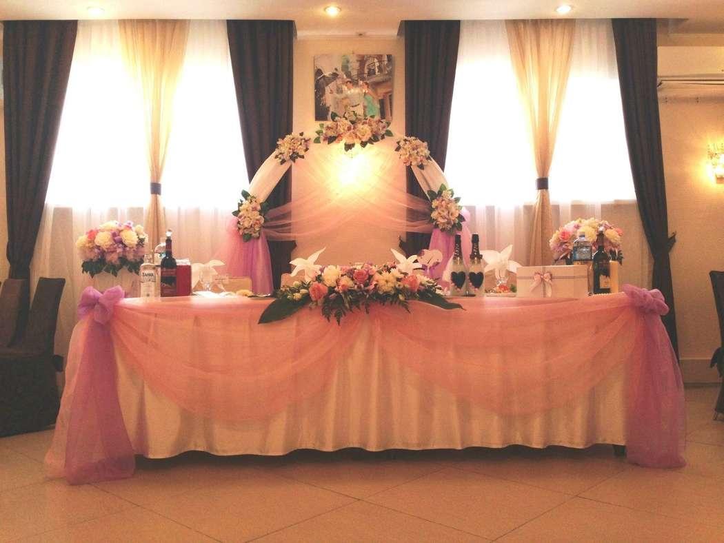 Фото 4940377 в коллекции Оформление свадебного зала - Карамель — студия декора