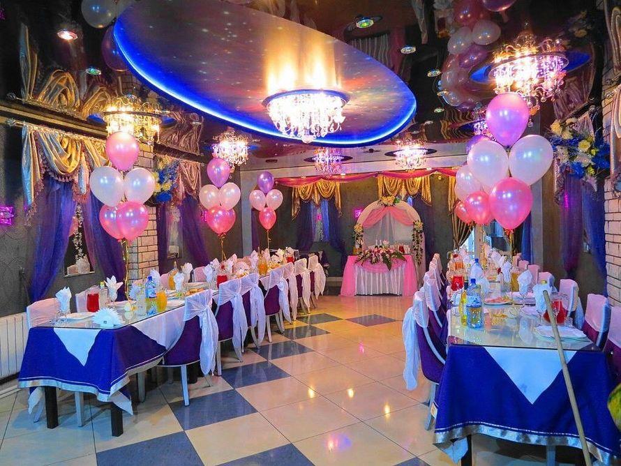 Фото 4940389 в коллекции Оформление свадебного зала - Карамель — студия декора
