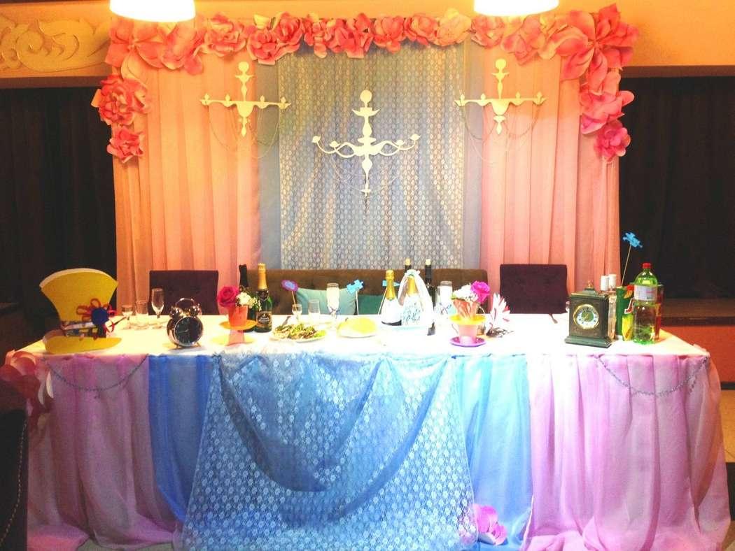 Фото 4940399 в коллекции Оформление свадебного зала - Карамель — студия декора