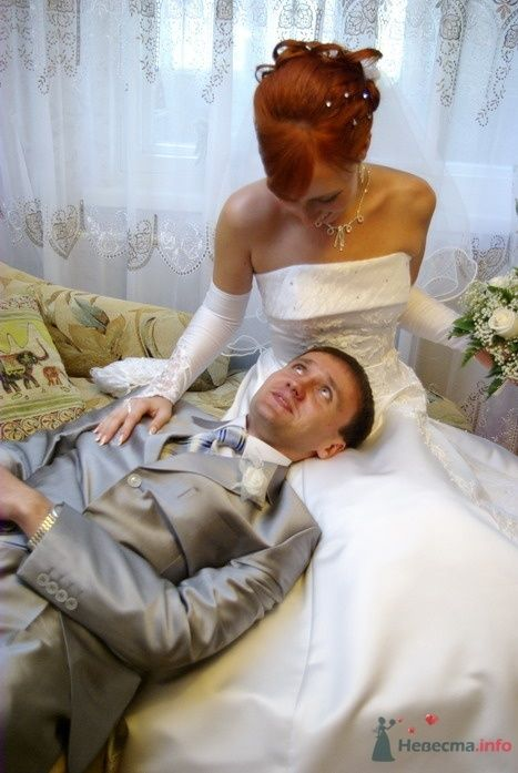 Фото 35278 в коллекции Наша свадьба - Катринка@Leopardik