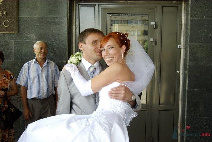 Фото 35289 в коллекции Наша свадьба