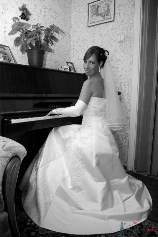 Фото 35359 в коллекции Наша свадьба