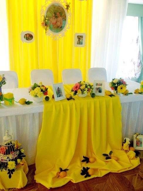 Фото 12549554 в коллекции Лимонная свадьба - J-Event group - организация свадеб