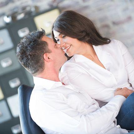 Романтическая фотосессия Love Story