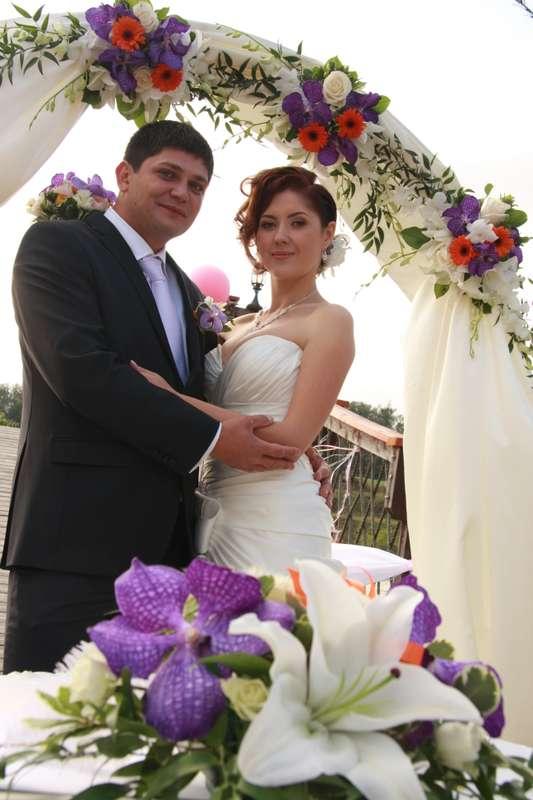 """Выездное бракосочетание - фото 3811147 Организация свадеб """"Корпорация праздников"""""""