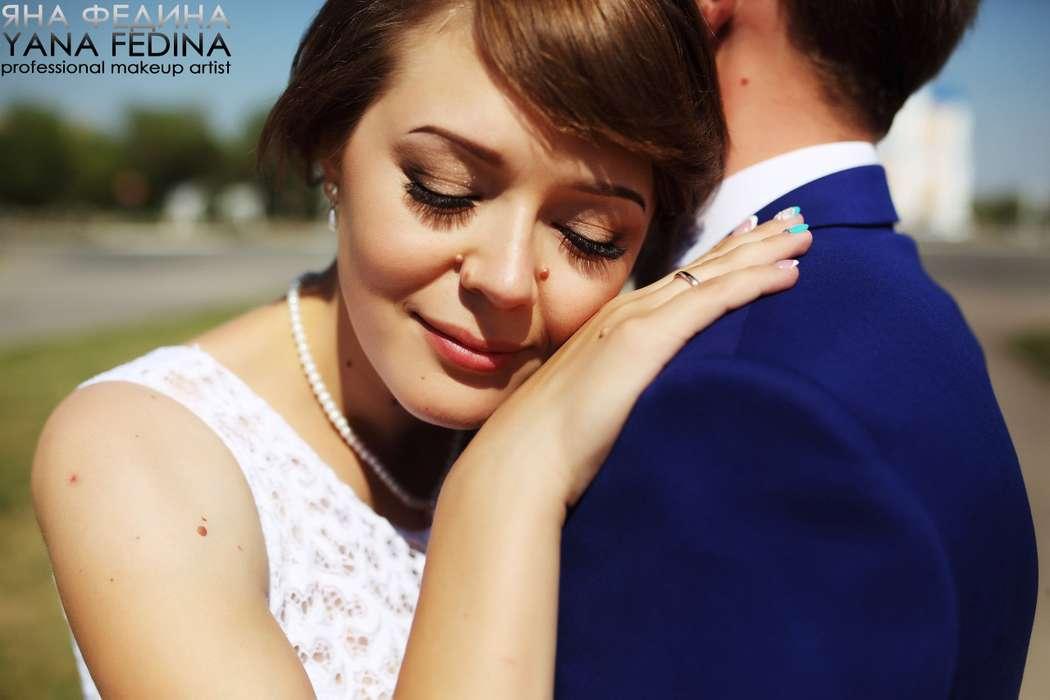 Фото 13196208 в коллекции Свадебный макияж от Яны Фединой - Визажист Яна Федина