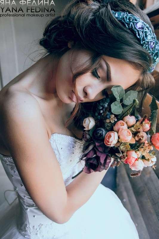Фото 13196224 в коллекции Свадебный макияж от Яны Фединой - Визажист Яна Федина