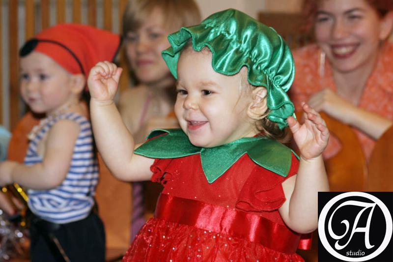 Видеосъемка детские дни рождения Омск - фото 2246630 A-studio - профессиональная фото-видеосьёмка