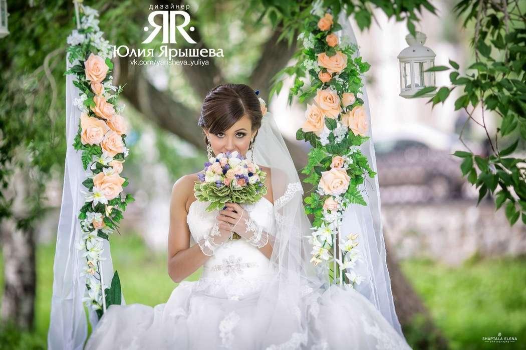 Фото 14167510 в коллекции Яркая, веселая,красивая свадьба, как и сами молодожены! - Оформитель Юля Ярышева