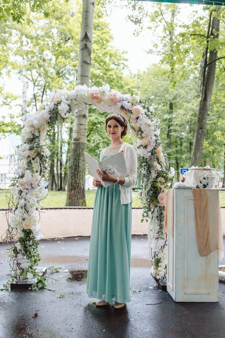 Фото 16740840 в коллекции Портфолио - Ведущая церемонии Ирина Май