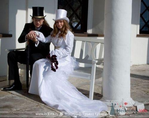 Фото 19716 в коллекции Свадебная сессия Ани и Паши - Свадебный фотограф Татьяна Кузнецова