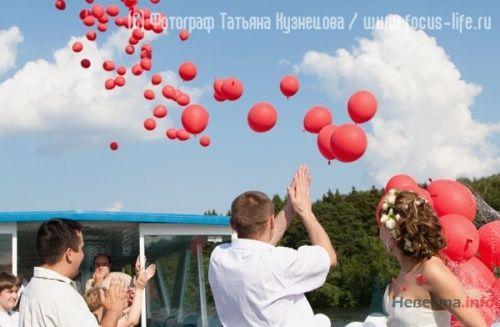 Фото 20918 в коллекции Свадебная прогулка Ани и Антона - Свадебный фотограф Татьяна Кузнецова
