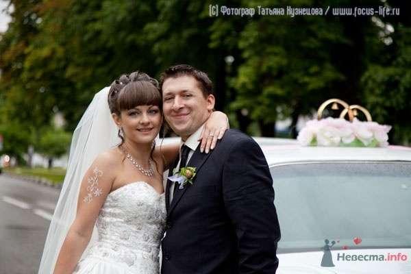 Фото 33557 в коллекции Свадьба Полины и Вадима - Свадебный фотограф Татьяна Кузнецова