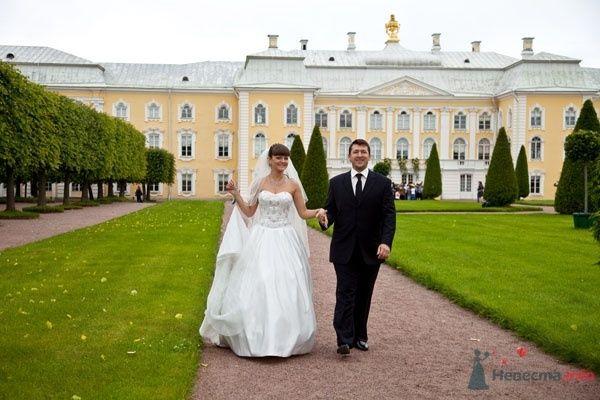 Фото 33561 в коллекции Свадебное путешествие Полины и Вадима в Петербург