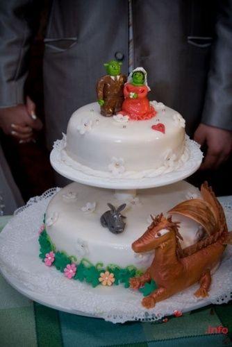 """Свадебный торт - фото 19714 Праздничное агентство """"Артфиеста"""""""