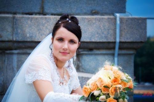 """Букет невесты - фото 19715 Праздничное агентство """"Артфиеста"""""""