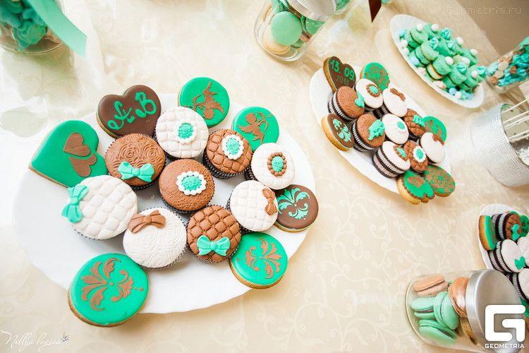 Фото 1773327 в коллекции Candy Bar- маленькие сладости! - Надежда Алябьева - свадебные торты