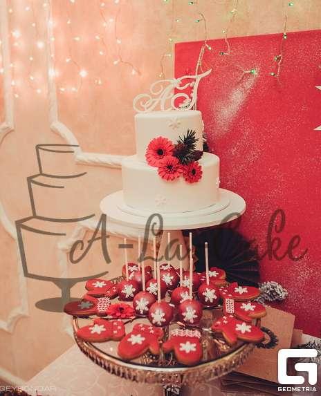 Печенье ,Кейк попс - фото 1773381 Надежда Алябьева - свадебные торты